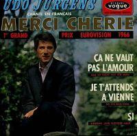 Cover Udo Jürgens - Merci chérie [français]